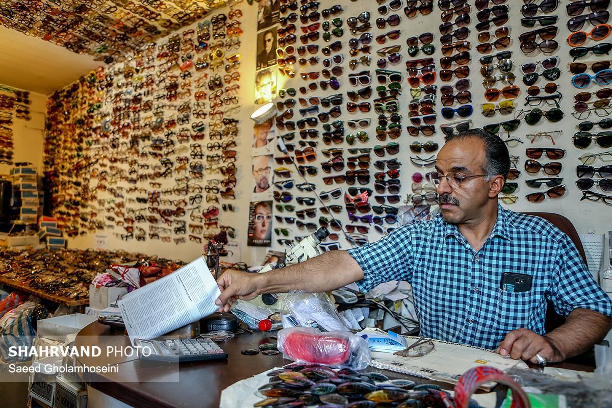 انبار عینک محقق