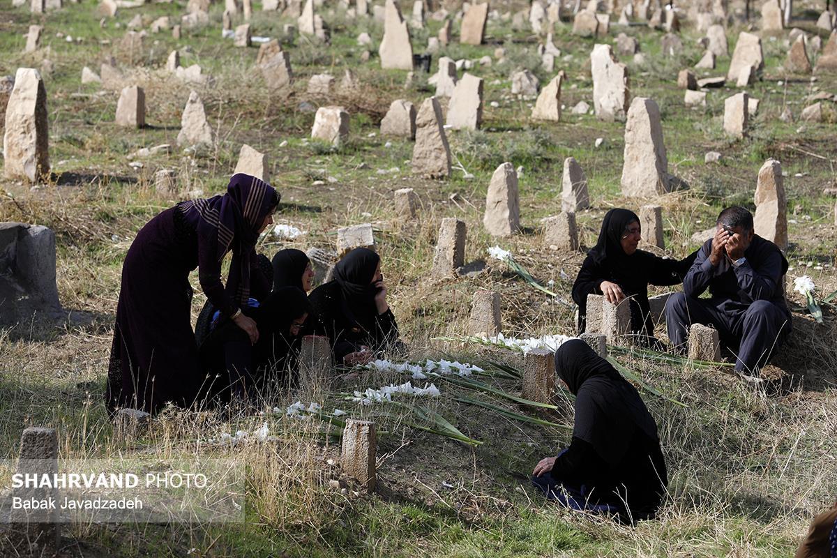 یک سال پس از زلزله؛ بازدید دکتر پیوندی رییس جمعیت هلال احمر ایران از مناطق زلزله زده کرمانشاه