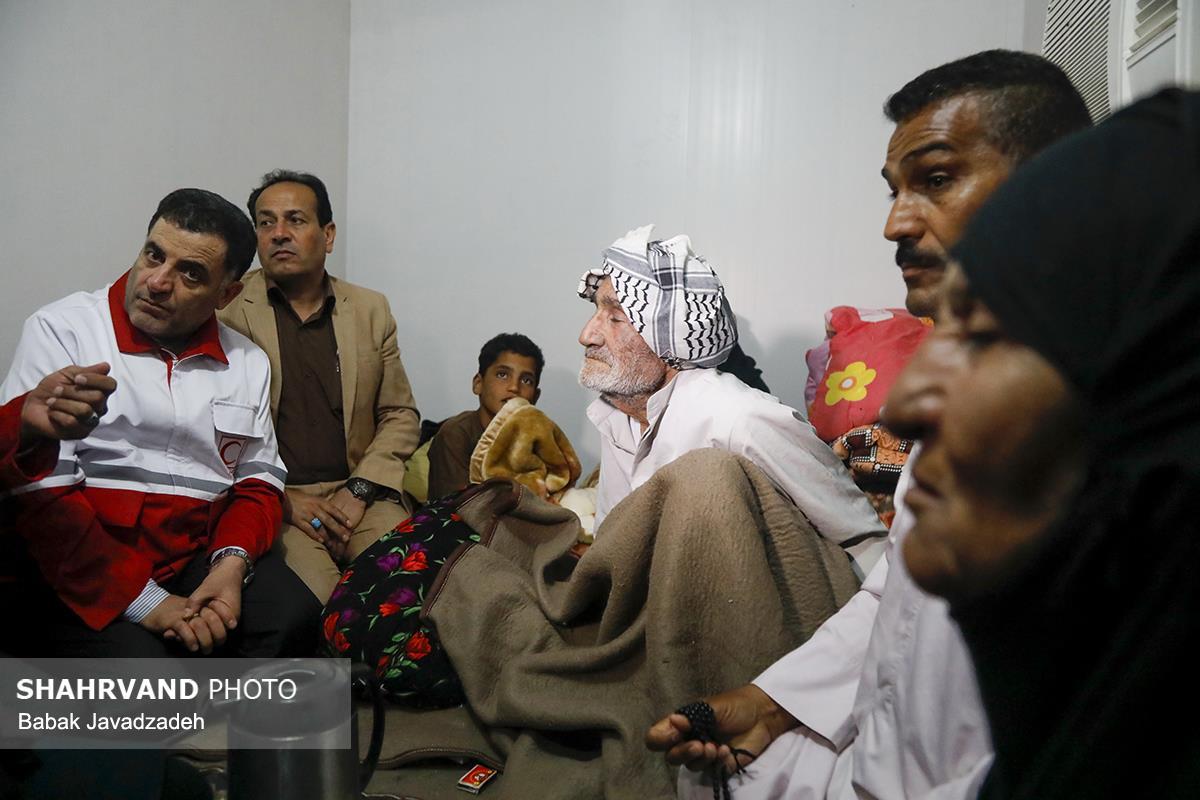 سفر یک روزه دکتر علی اصغر پیوندی به استان خوزستان